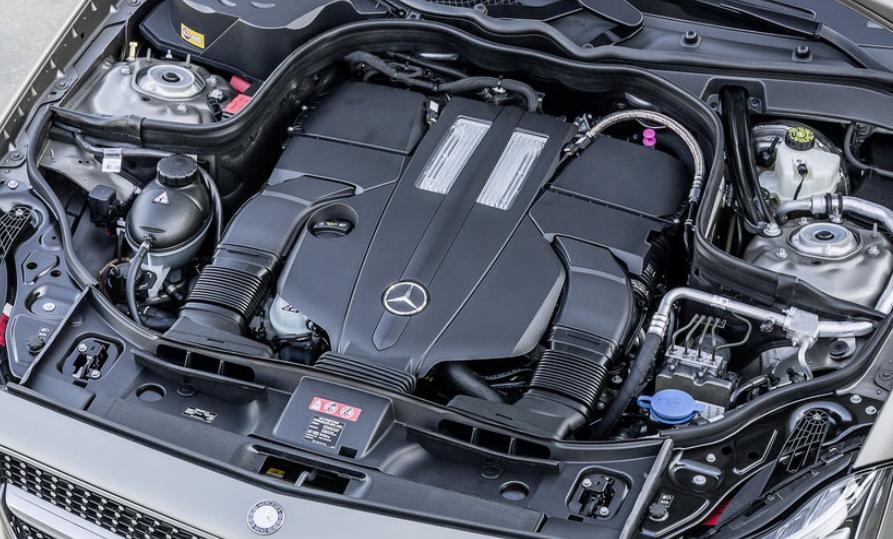 2020 Mercedes Benz E-Class Engine