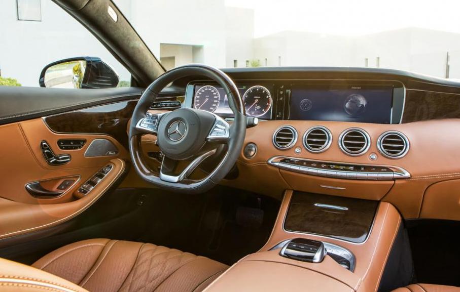 2020 Mercedes Benz S-Class Interior