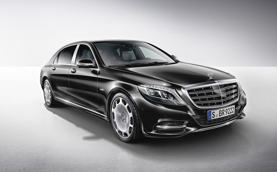 2020 Mercedes Benz S600 Exterior
