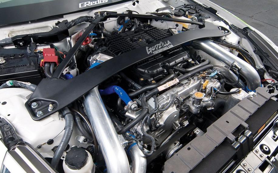 2020 Nissan 370Z Engine