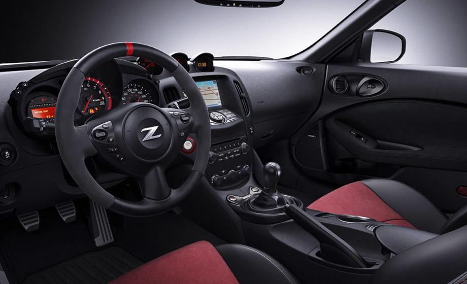 2020 Nissan 370Z Interior