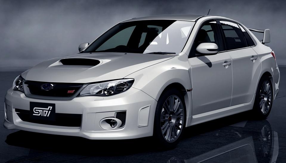 2020 Subaru Impreza WRX STI Exterior