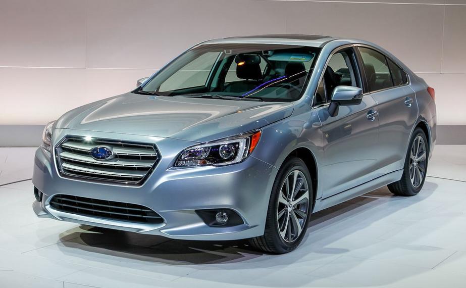2020 Subaru Legacy Exterior