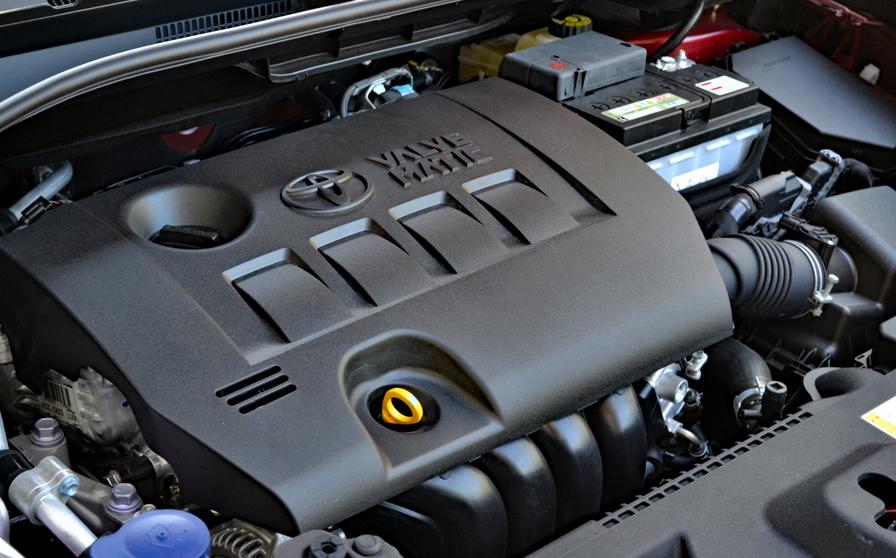 2020 Toyota Allion Engine