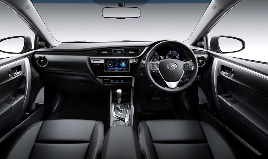 2020 Toyota Altis Interior