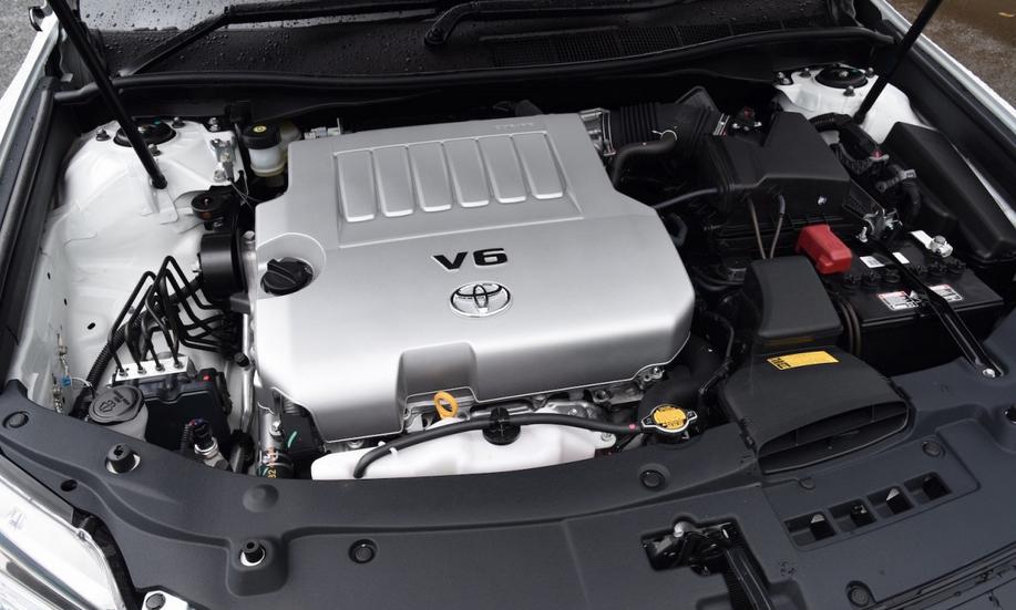 2020 Toyota Aurion Engine