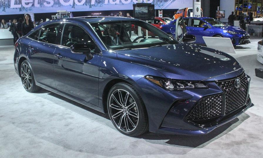 2020 Toyota Aurion Exterior