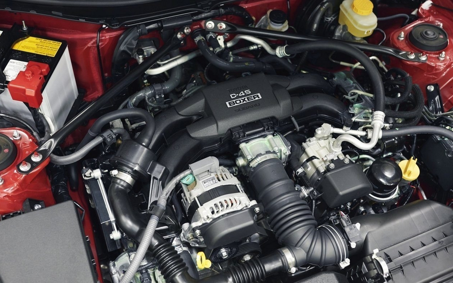 2020 Toyota Celica Engine