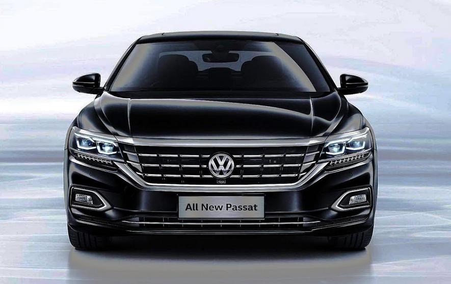 2020 Volkswagen Passat Exterior