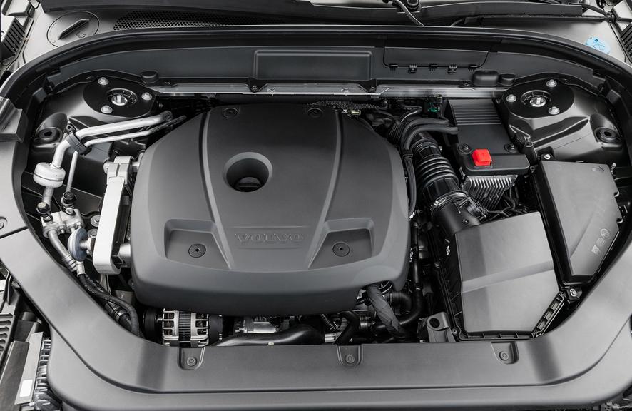 2020 Volvo S60 Engine