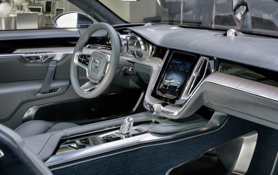 2020 Volvo S90 Interior