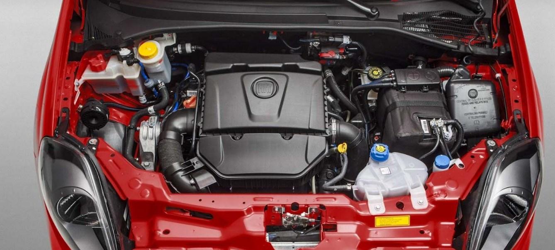 Fiat Punto 2019 Engine