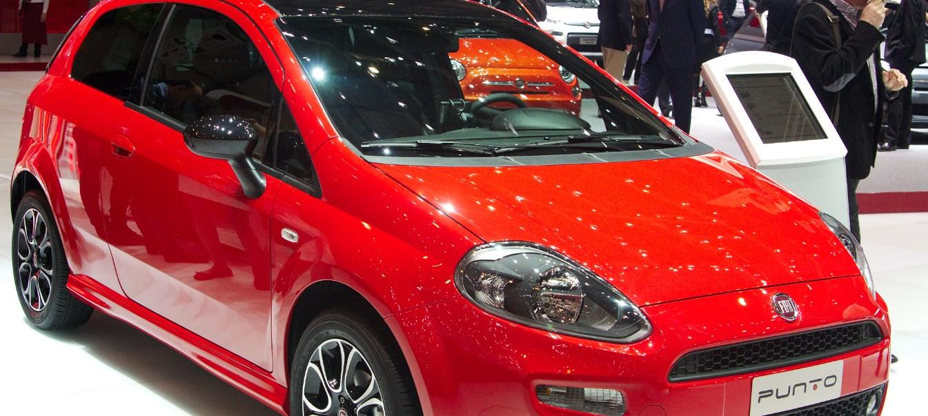Fiat Punto 2019 Exterior