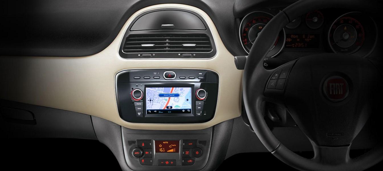 Fiat Punto 2019 Interior