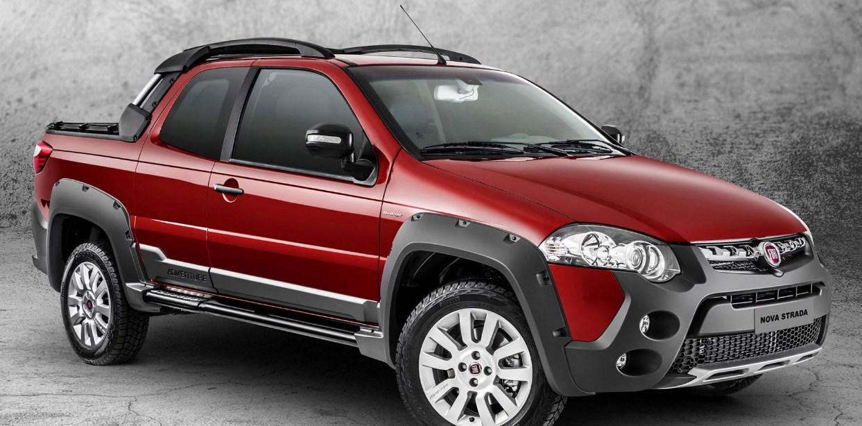 Fiat Strada 2019 Exterior