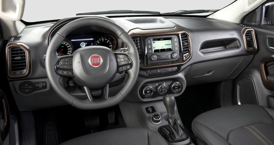 Fiat Toro 2019 Interior