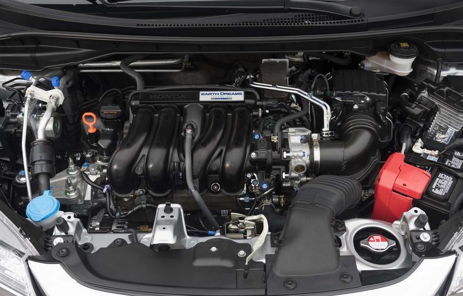 Honda Fit 2020 Model Engine