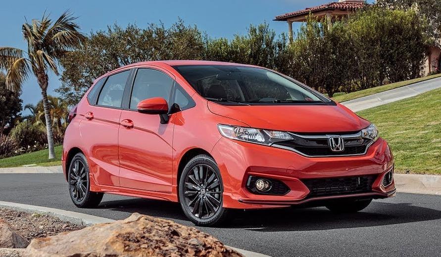 Honda Fit 2020 Model Exterior