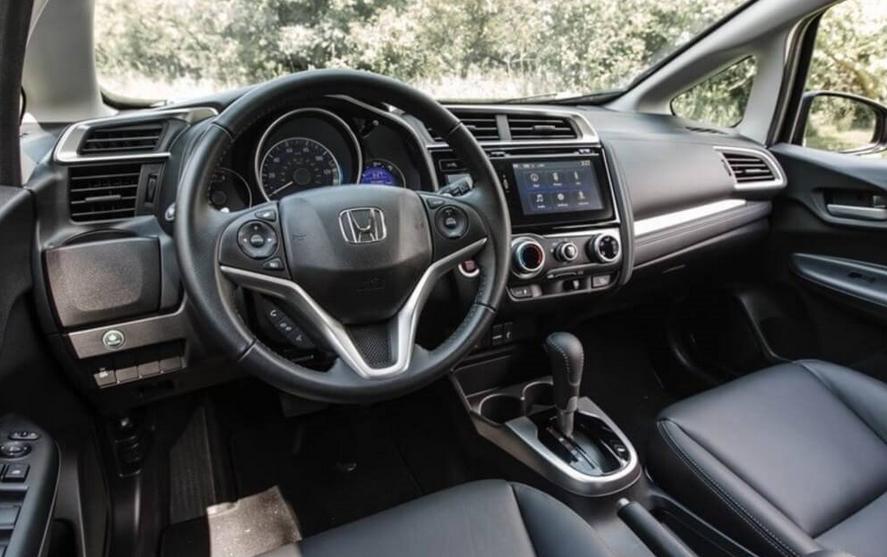 Honda Fit 2020 Model Interior