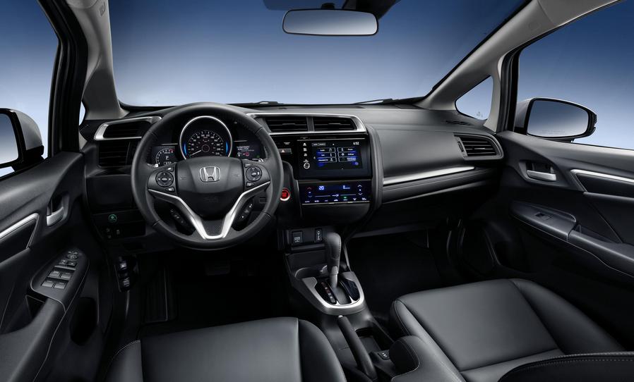Honda Fit Electric 2020 Exterior