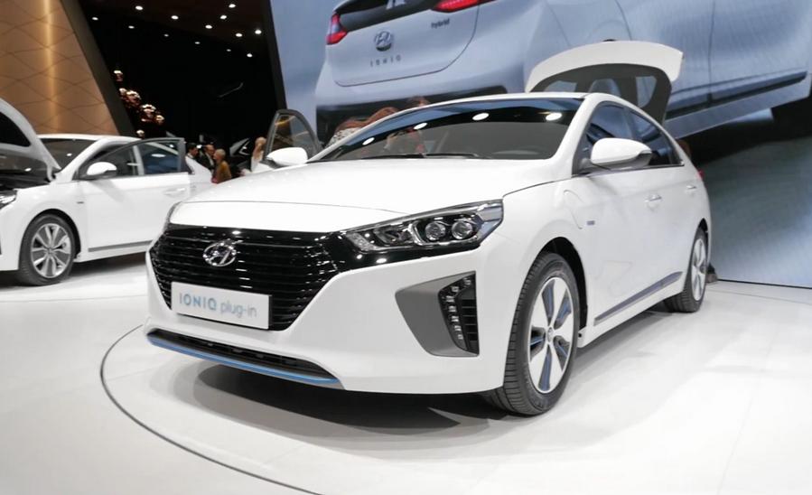 Hyundai Electric Car 2020 Ioniq
