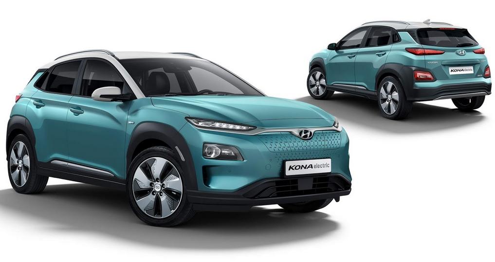 Hyundai Electric Car 2020 Kona