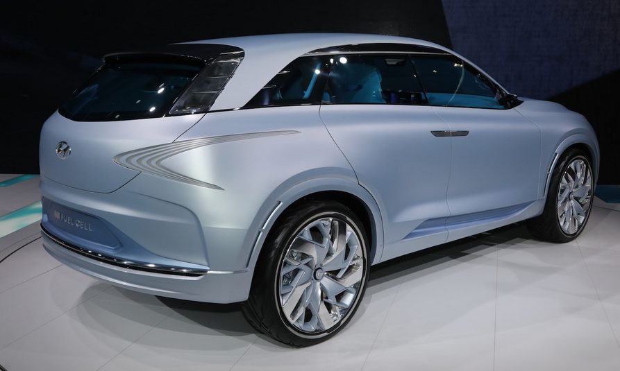Hyundai Fuel Cell 2020 Concept