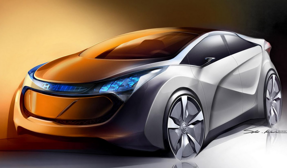 Hyundai Future Cars 2020 Concept
