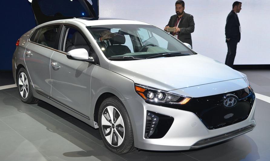 Hyundai Ioniq EV 2020 Exterior