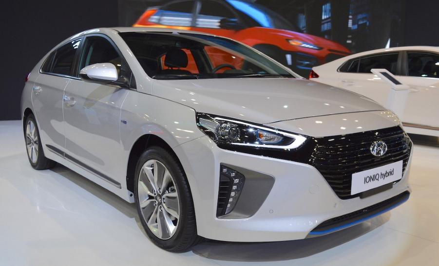 Hyundai Ioniq Hybrid 2020 Exterior