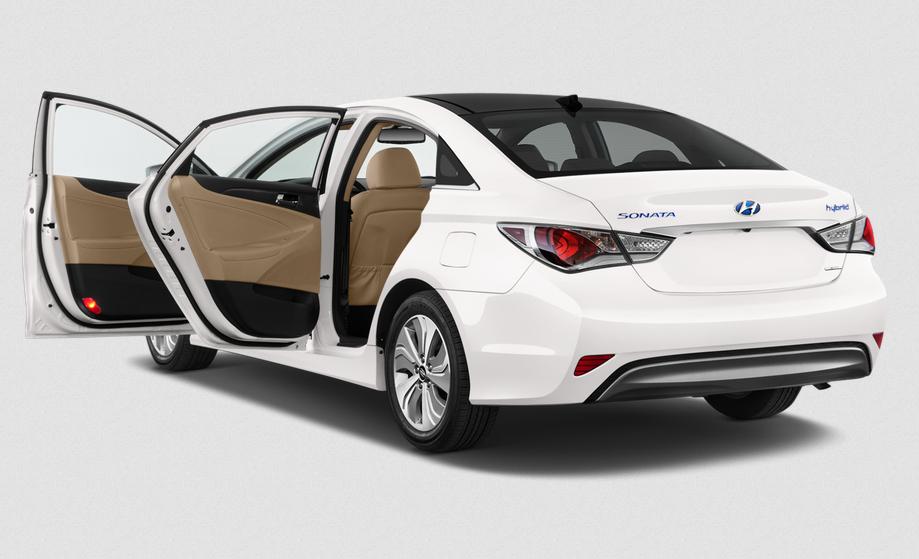 Hyundai Plug-in Hybrid 2020 Exterior