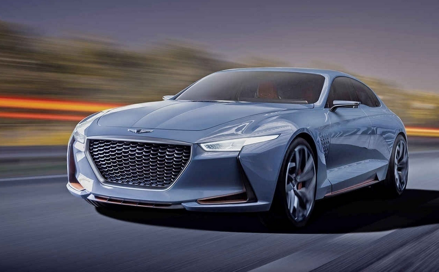 Hyundai Sports Car 2020 Concept