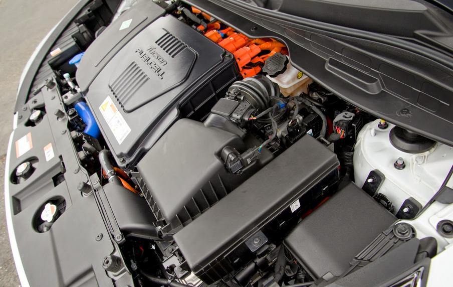 Hyundai Tucson 2019 Engine