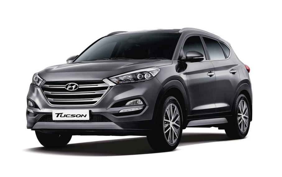 Hyundai Tucson 2019 Exterior
