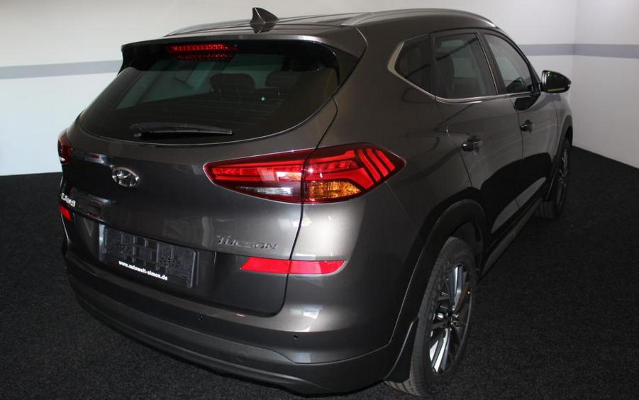 Hyundai Tucson Facelift 2020 Concept