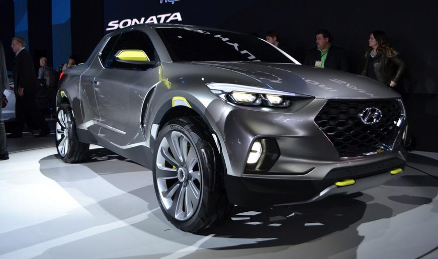 Hyundai Upcoming Cars 2020 Santa Cruz