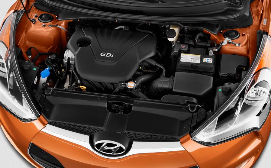 Hyundai Veloster 2019 Engine