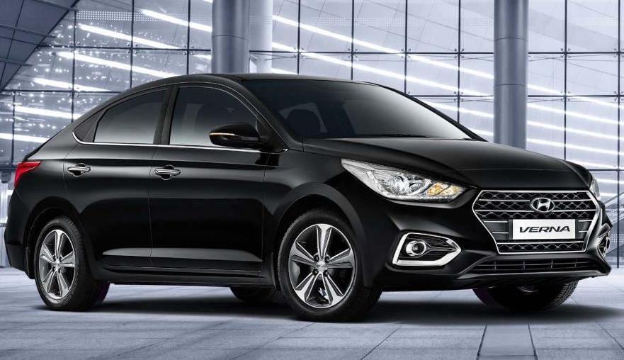 Hyundai Verna Facelift 2020 Exterior
