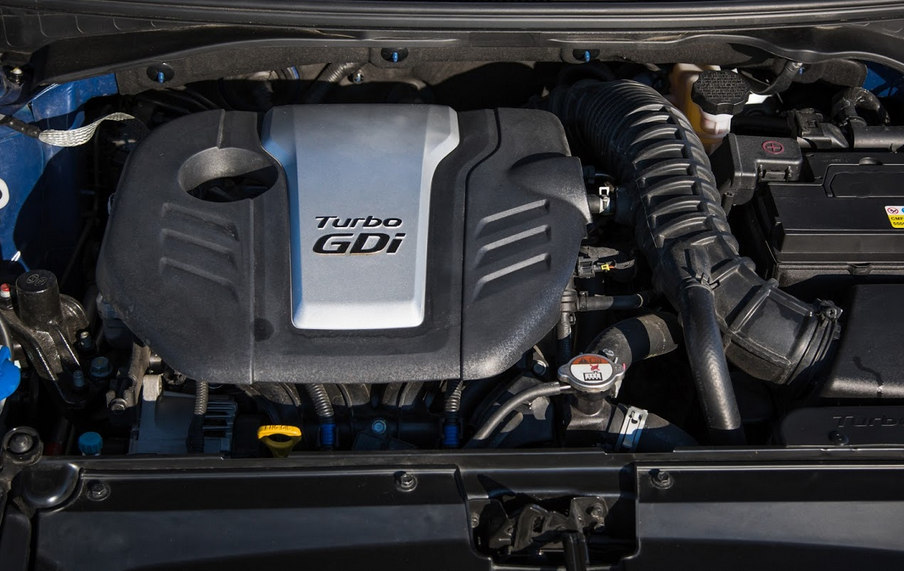 Hyundai i20 2019 Engine