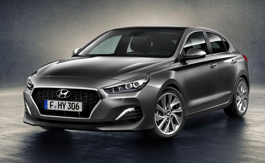 Hyundai i30 2019 Exterior