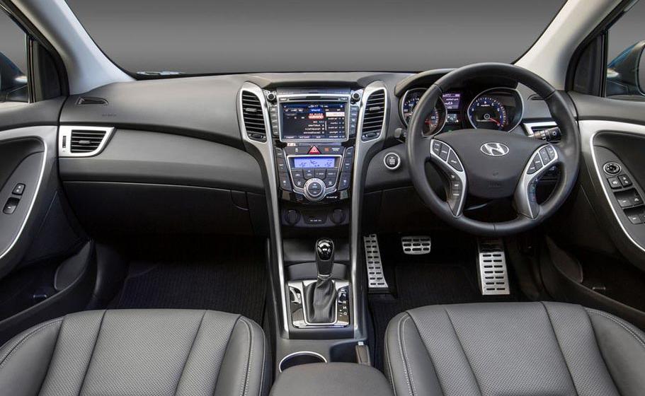 Hyundai i30 2019 Interior