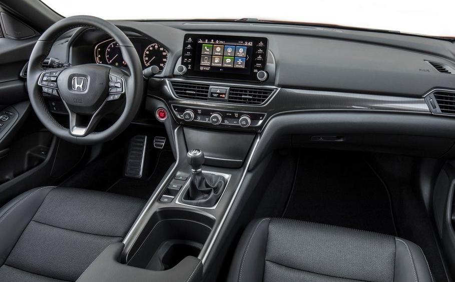 New Honda Accord 2020 Interior