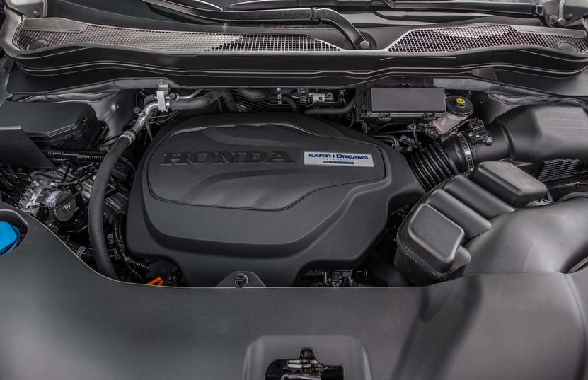 New Honda Ridgeline 2020 Engine
