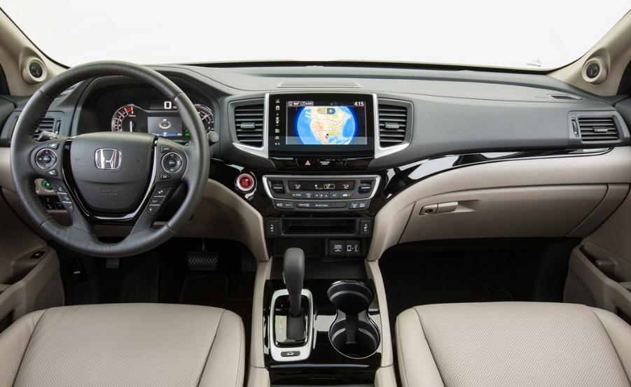 New Honda Ridgeline 2020 Interior