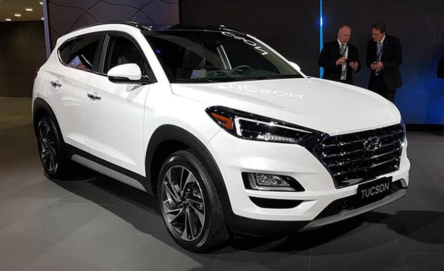 Nuevo Hyundai Tucson 2020 Exterior