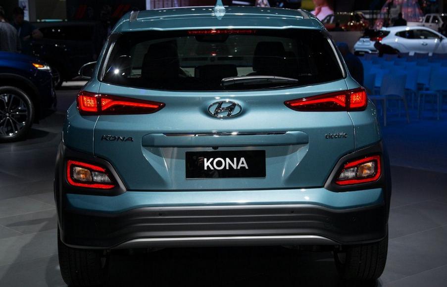 2019 Hyundai Kona Hybrid Concept
