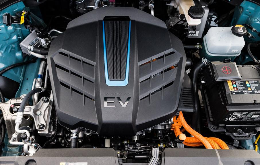 2019 Hyundai Kona Hybrid Engine