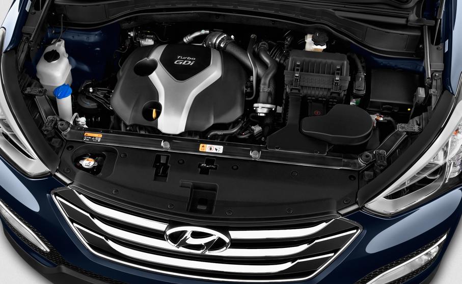 2019 Hyundai Santa Fe 2.0 Engine