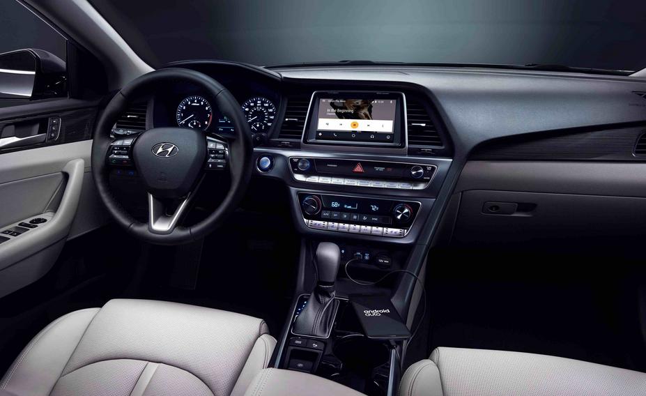2019 Hyundai Sonata Sport 2.0T Interior2019 Hyundai Sonata Sport 2.0T Interior
