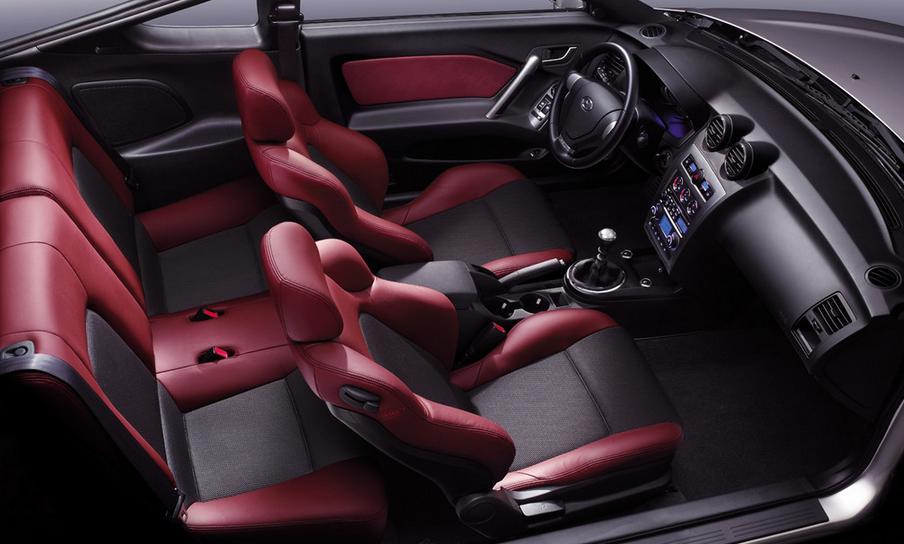 2019 Hyundai Tiburon Interior